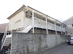 京都府京都市東山区東瓦町の賃貸アパートの外観