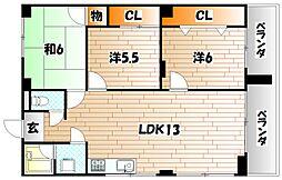 TK・BLDⅡ[1階]の間取り