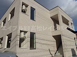 香川県高松市勅使町の賃貸マンションの外観