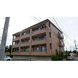 茨城県つくば市東光台2丁目の賃貸マンションの外観