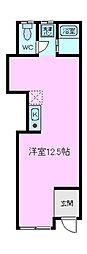 滝谷駅 3.4万円