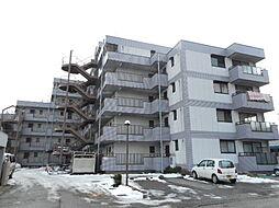 サニーヒル三越[3階]の外観