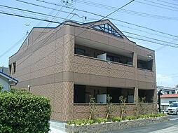 兵庫県明石市二見町西二見駅前3丁目の賃貸マンションの外観