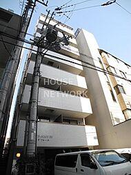 京都府京都市中京区油屋町の賃貸マンションの外観