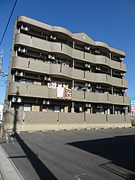 福岡県北九州市八幡西区則松1の賃貸マンションの外観