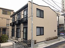 東京都墨田区東向島5丁目の賃貸アパートの外観