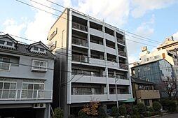広島県広島市中区東千田町2丁目の賃貸マンションの外観