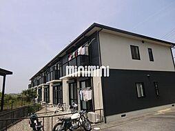 エミナンスKATO A棟[1階]の外観