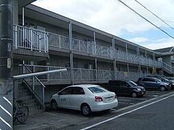 愛知県知多市にしの台4丁目の賃貸アパートの外観