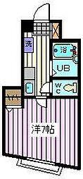 埼玉県さいたま市桜区西堀8丁目の賃貸マンションの間取り