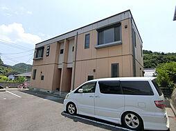 [テラスハウス] 兵庫県川西市向陽台1丁目 の賃貸【/】の外観