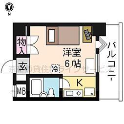 ACT21(家具付)[212号室]の間取り