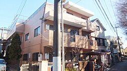 千葉県市川市大野町3の賃貸マンションの外観