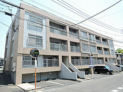 福岡県北九州市八幡西区貴船台の賃貸マンションの外観