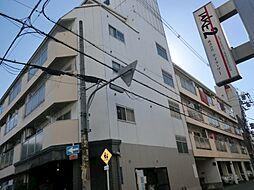 大阪府大阪市西成区南津守7丁目の賃貸マンションの外観