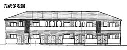 鹿児島県霧島市国分広瀬1の賃貸アパートの外観