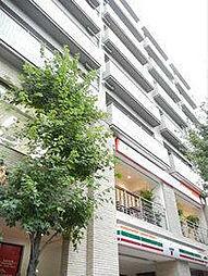 白金台アパートメント[7階]の外観