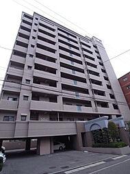 広島県福山市花園町1丁目の賃貸マンションの外観