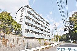 折尾自由ヶ丘センチュリー21[5階]の外観