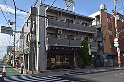 上北マンション[3階]の外観