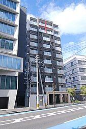 福岡県北九州市小倉北区室町3丁目の賃貸マンションの外観