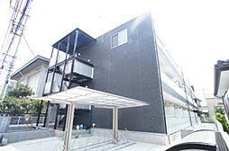 埼玉県さいたま市浦和区領家3丁目の賃貸アパートの外観