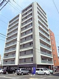 北海道札幌市中央区南十条西12丁目の賃貸マンションの外観