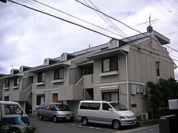 京都府京都市西京区松室吾田神町の賃貸アパートの外観