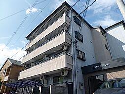大阪府藤井寺市御舟町の賃貸マンションの外観