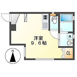 岩塚駅 5.2万円