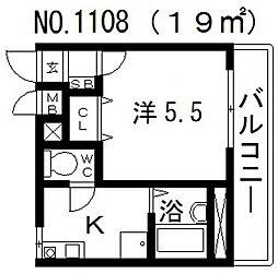 河堀口駅 4.6万円