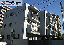 アパートYMD[1階]の外観