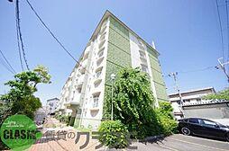 大阪府東大阪市新池島町2丁目の賃貸マンションの外観