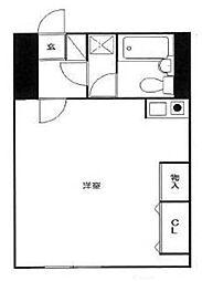 ブランニュー金沢文庫[1階]の間取り