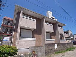 ドミール三嶋[1階]の外観