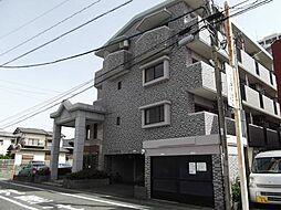 福岡県春日市日の出町4丁目の賃貸マンションの外観