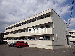 メルシーハイツ飯田A[1階]の外観