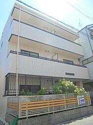 大阪府大阪市東住吉区東田辺3丁目の賃貸マンションの外観