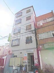 大阪府堺市堺区南旅篭町西1丁の賃貸マンションの外観