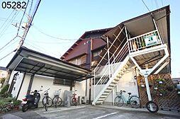 東栄荘[10 号室号室]の外観