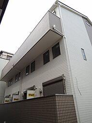 神奈川県川崎市幸区戸手本町2丁目の賃貸アパートの外観