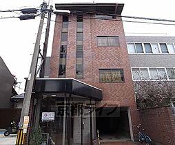 京都府京都市下京区猪熊通松原上る高辻猪熊町の賃貸マンションの外観