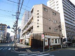 第一千代田コーポ[201号室]の外観
