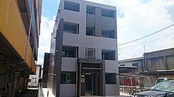 山口県宇部市東本町1丁目の賃貸マンションの外観