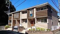 広島県安芸郡海田町三迫1丁目の賃貸アパートの外観