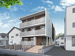 埼玉県さいたま市北区櫛引町2丁目の賃貸マンションの外観