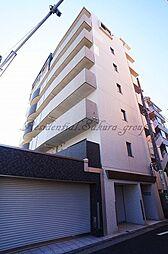 神奈川県横浜市磯子区杉田1丁目の賃貸マンションの外観
