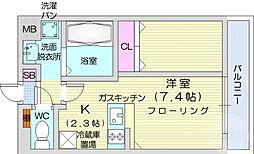 榴ヶ岡駅 5.7万円