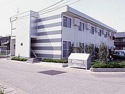 福井市木田1-2905[102号室]の外観
