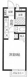 F−Solegio[2階]の間取り